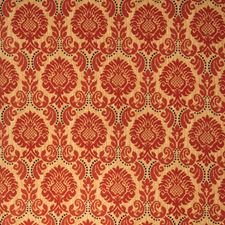 Flame Print Pattern Decorator Fabric by Vervain