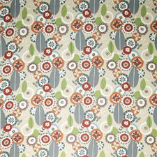 Fiesta Floral Decorator Fabric by Vervain
