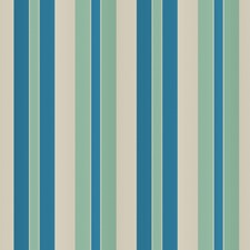 Blue/Green Decorator Fabric by Vervain