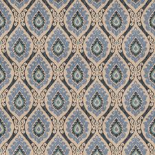 Indigo Global Decorator Fabric by Trend