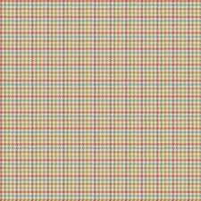 Coral Herringbone Decorator Fabric by Fabricut