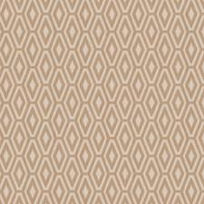Almond Geometric Decorator Fabric by Fabricut