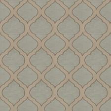 Aqua Diamond Decorator Fabric by Fabricut