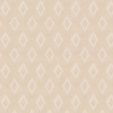 Cream Diamond Decorator Fabric by Fabricut