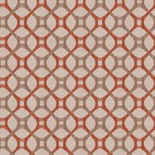 Cognac Lattice Decorator Fabric by Fabricut