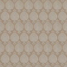 Linen Silver Print Pattern Decorator Fabric by Fabricut