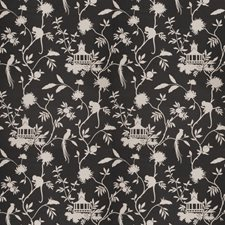 Black Global Decorator Fabric by Trend