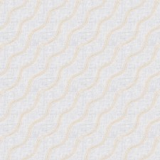 Ecru Embroidery Decorator Fabric by Vervain