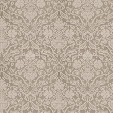 Platinum Damask Decorator Fabric by Stroheim