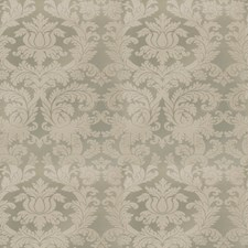 Water Tone Damask Decorator Fabric by Stroheim