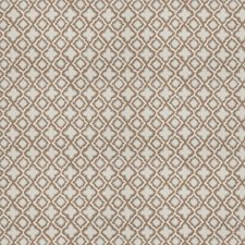 Aspen Wood Geometric Decorator Fabric by Stroheim