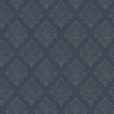 Nautical Jacquard Pattern Decorator Fabric by Trend