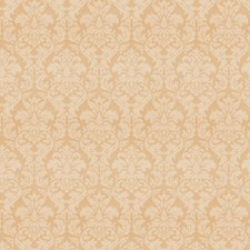 Cream Jacquard Pattern Decorator Fabric by Trend