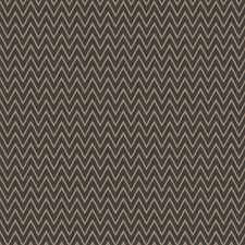 Charcoal Chevron Decorator Fabric by Trend