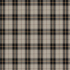 Coal Check Decorator Fabric by Fabricut