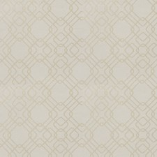 Natural Sparkle Geometric Decorator Fabric by Fabricut