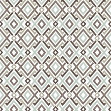 Quarry Geometric Decorator Fabric by Fabricut