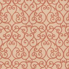 Rose Scrollwork Decorator Fabric by Trend