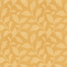Straw Leaves Decorator Fabric by Trend