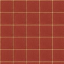 Brick Check Decorator Fabric by Fabricut