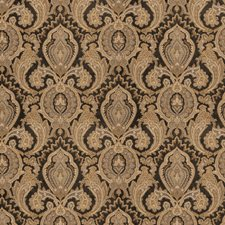 Charcoal Jacobean Decorator Fabric by Fabricut