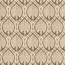 Moss Medallion Decorator Fabric by Vervain
