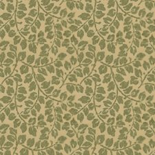 Spearmint Leaves Decorator Fabric by Stroheim