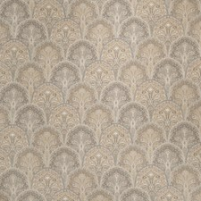 Moonstone Flamestitch Decorator Fabric by Stroheim