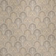 Moonstone Flamestitch Decorator Fabric by Stroheim