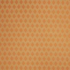 Pumpkin Small Scale Woven Decorator Fabric by Stroheim