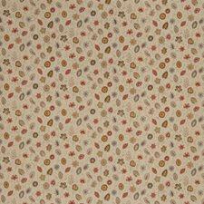 Cocoa Small Scale Woven Decorator Fabric by Stroheim