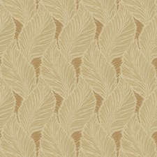 Jute Leaves Decorator Fabric by Stroheim
