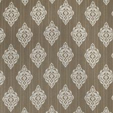 Pepper Medallion Decorator Fabric by Stroheim