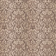 Cashmere Damask Decorator Fabric by Vervain