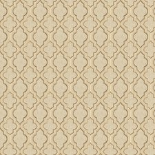 Caramel Jacquard Pattern Decorator Fabric by Fabricut