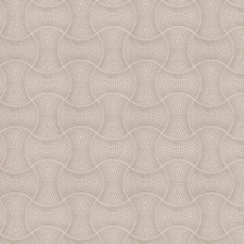 Flax Geometric Decorator Fabric by Fabricut
