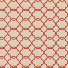Persimmon Embroidery Decorator Fabric by Fabricut