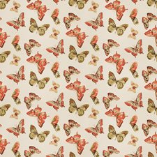 Coral Novelty Decorator Fabric by Fabricut