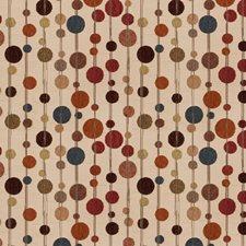 Crayola Dots Decorator Fabric by Fabricut