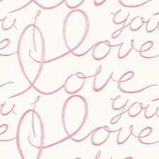 Pink Lemonade Decorator Fabric by Schumacher