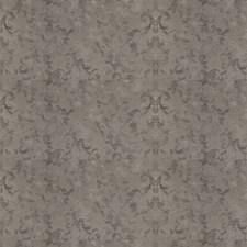 Nickel Damask Decorator Fabric by Stroheim
