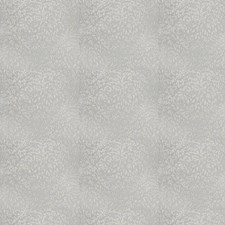 Ice Blue Leaves Decorator Fabric by Stroheim