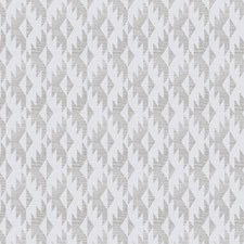 Natural Geometric Decorator Fabric by Fabricut