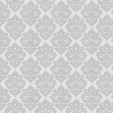 Silver Medallion Decorator Fabric by Fabricut