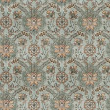 Jade Floral Decorator Fabric by Fabricut
