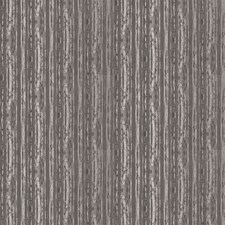 Matte Silver Stripes Decorator Fabric by S. Harris