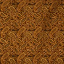 Harvest Paisley Decorator Fabric by Trend