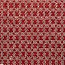 Red Decorator Fabric by Schumacher