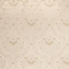 Wheat Damask Decorator Fabric by Trend