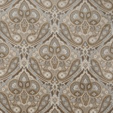 Lagoon Paisley Decorator Fabric by Trend